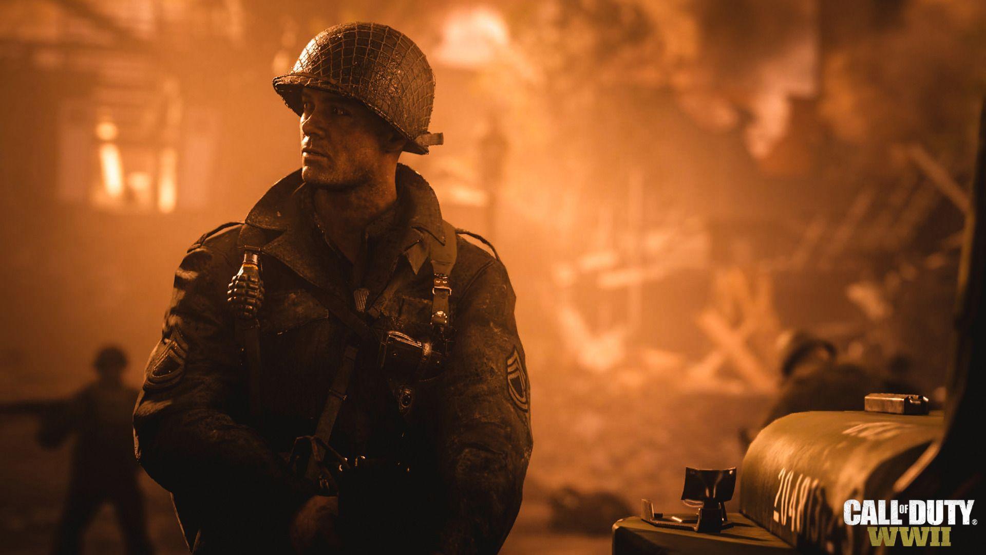 Call of Duty: ritorno al passato, ritorno alla Seconda Guerra Mondiale