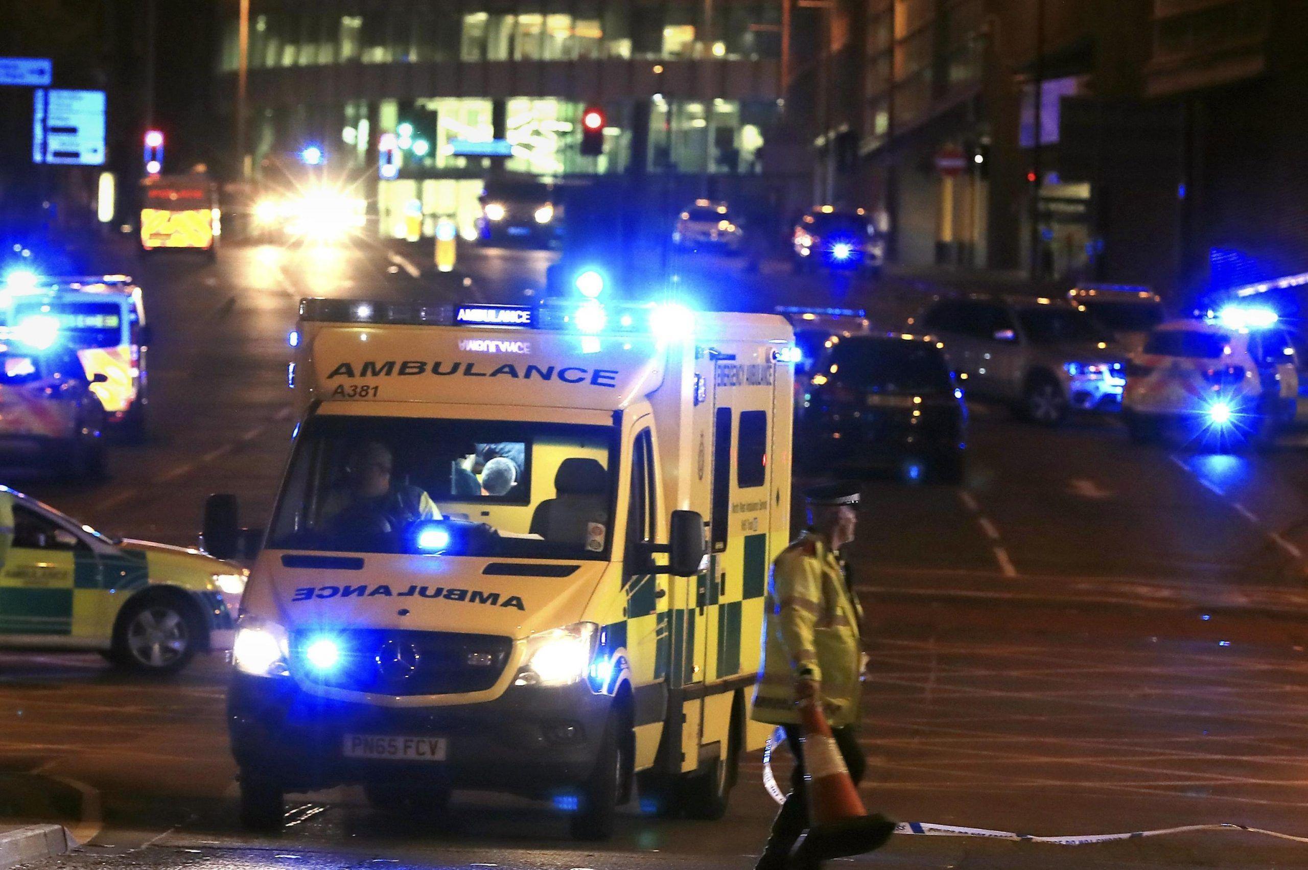 Esplosione alla Manchester Arena, e' strage terrorismo