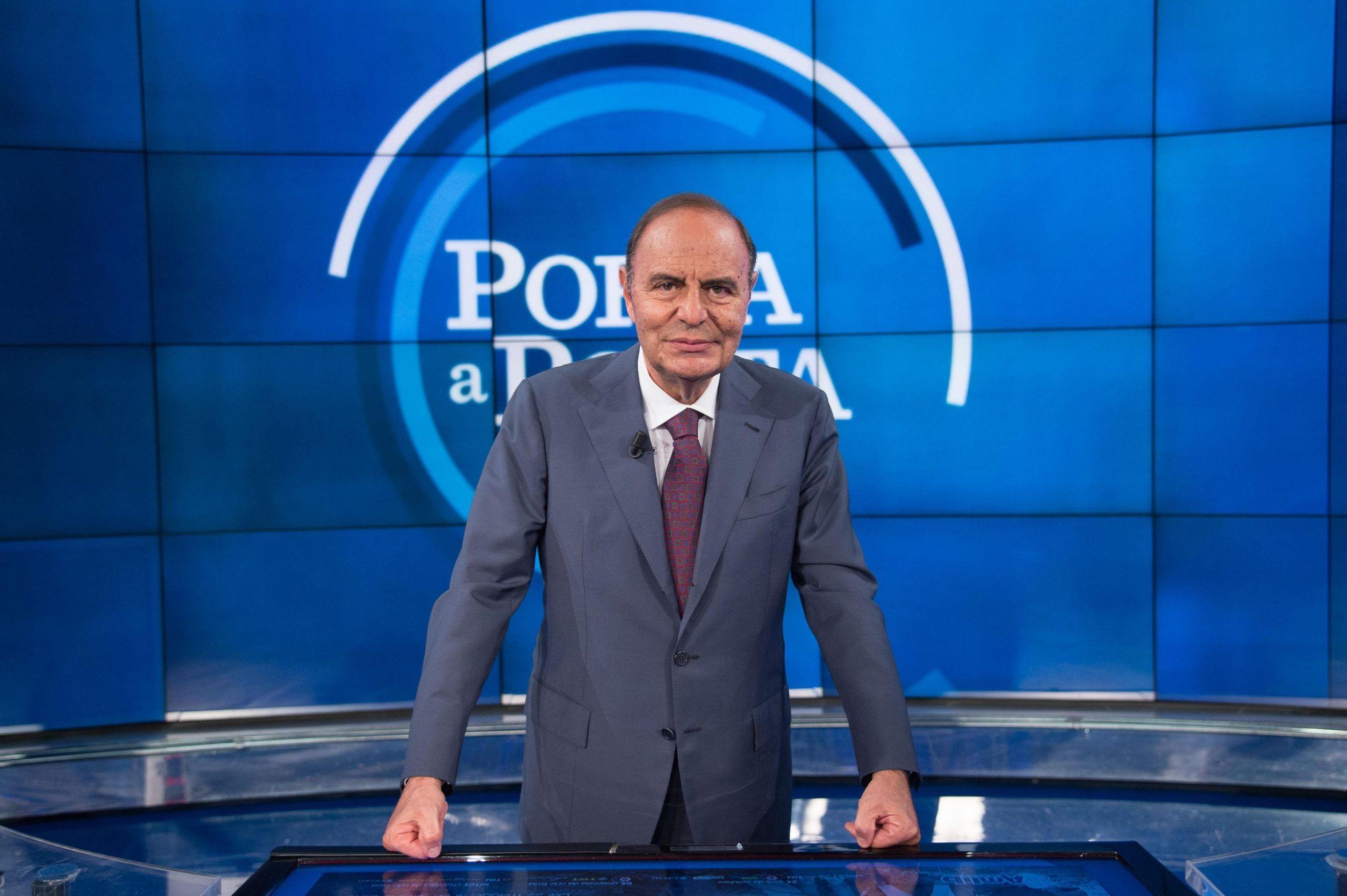 Rai: 'Porta a Porta'; Bruno Vespa