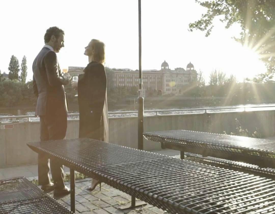 Chastain Passi fidanzati