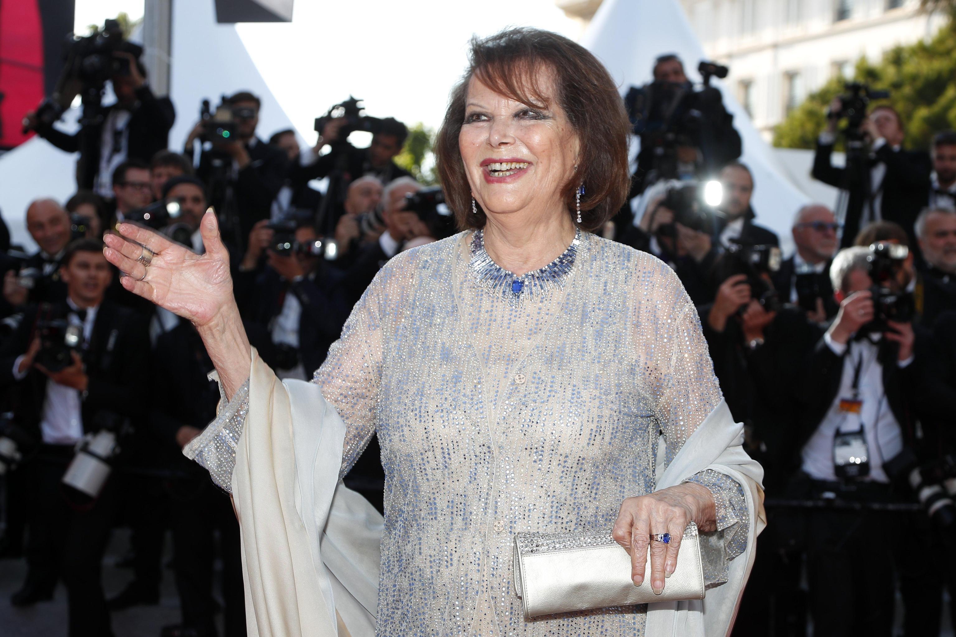 Claudia Cardinale: 'Marcello Mastroianni disse di amarmi, Catherine Deneuve non mi parla più'