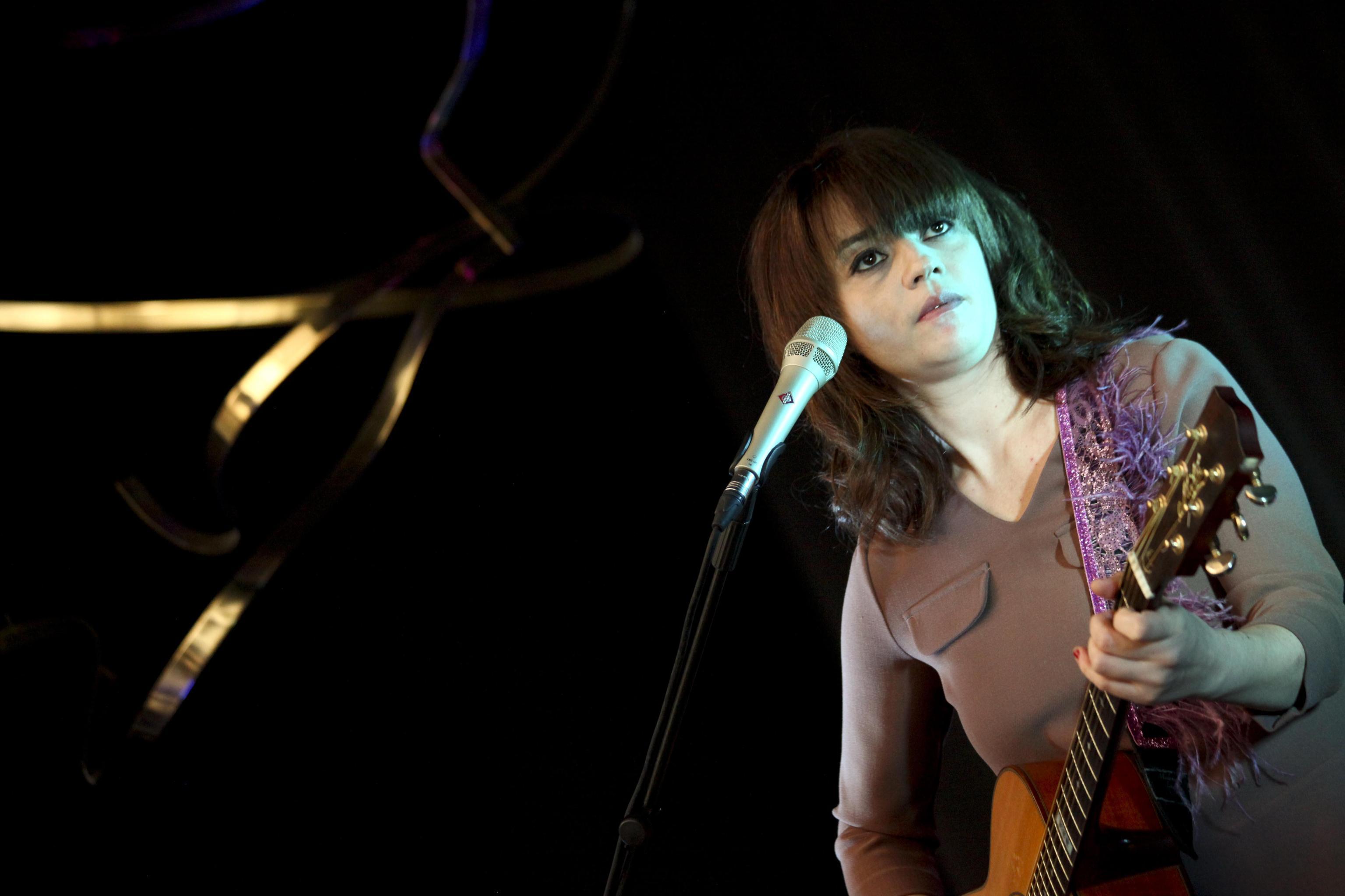 Musica: presentazione album di Carmen Consoli, 'L'abitudine di tornare'