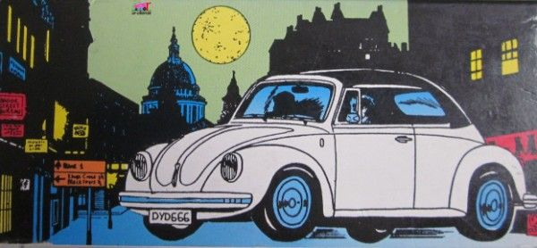 Auto dei fumetti, le più belle di sempre [SFIDA]