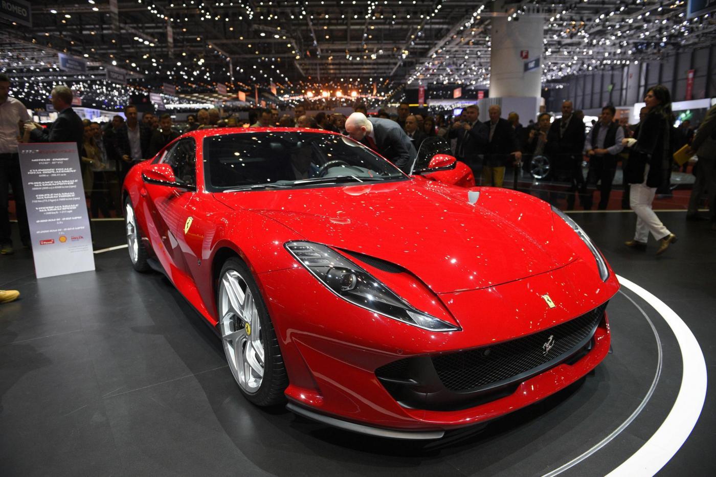 Salone dell'automobile di Ginevra