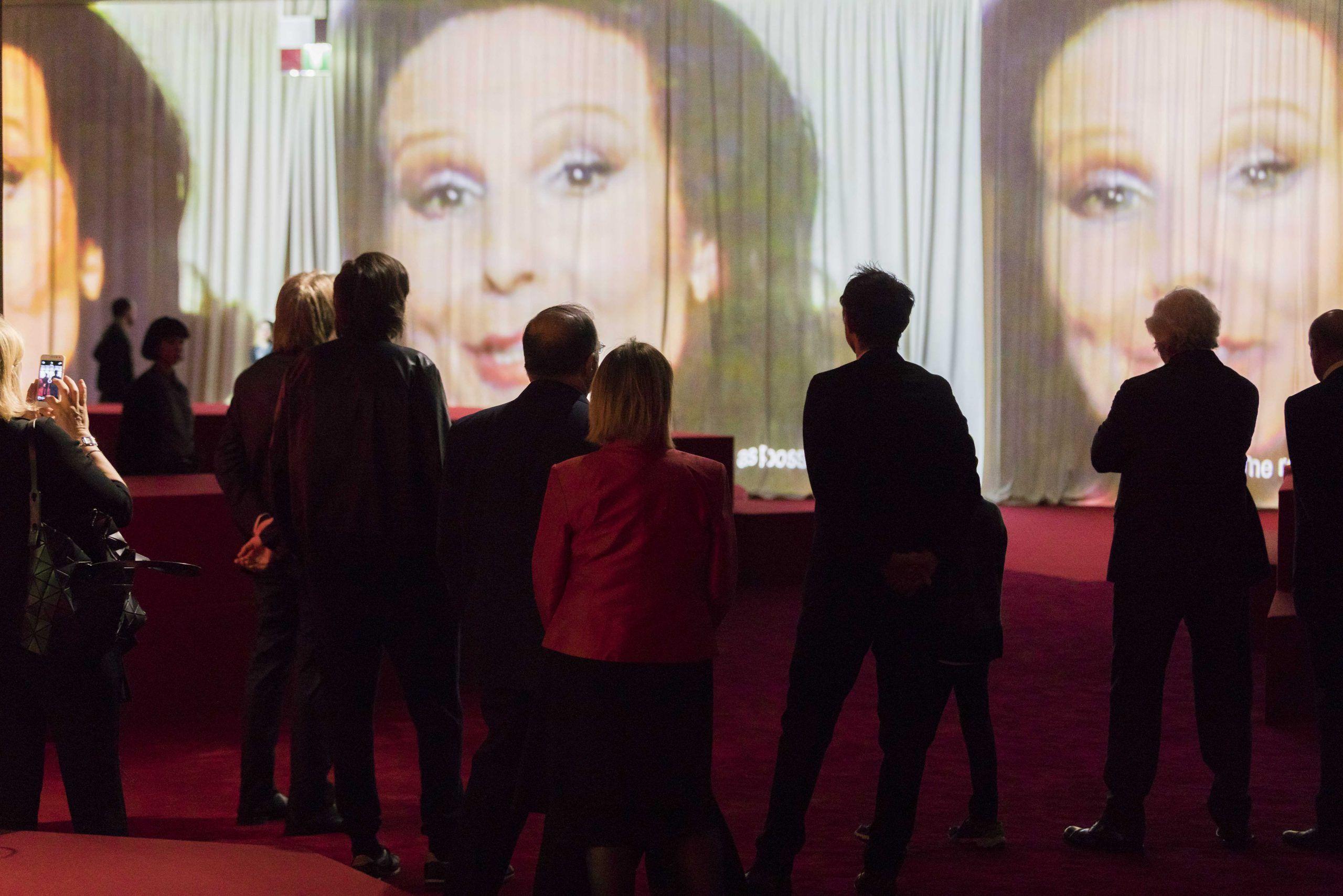 Fondazione Prada, mostra TV 70