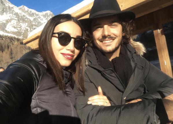 Francesca Rocco e Giovanni Masiero genitori, è nata la figlia Ginevra