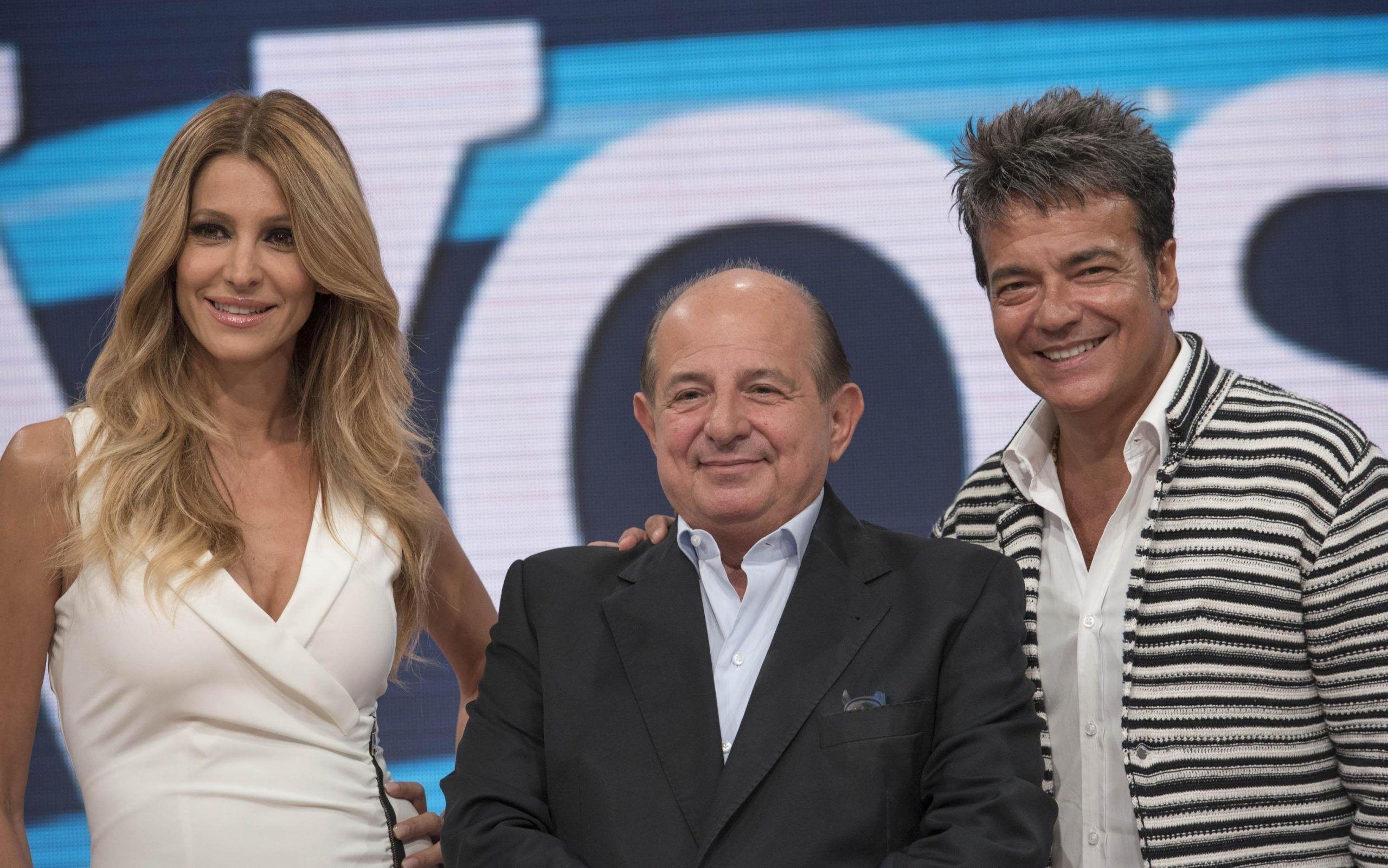 Marcello Cirillo Giancarlo Magalli polemica facebook