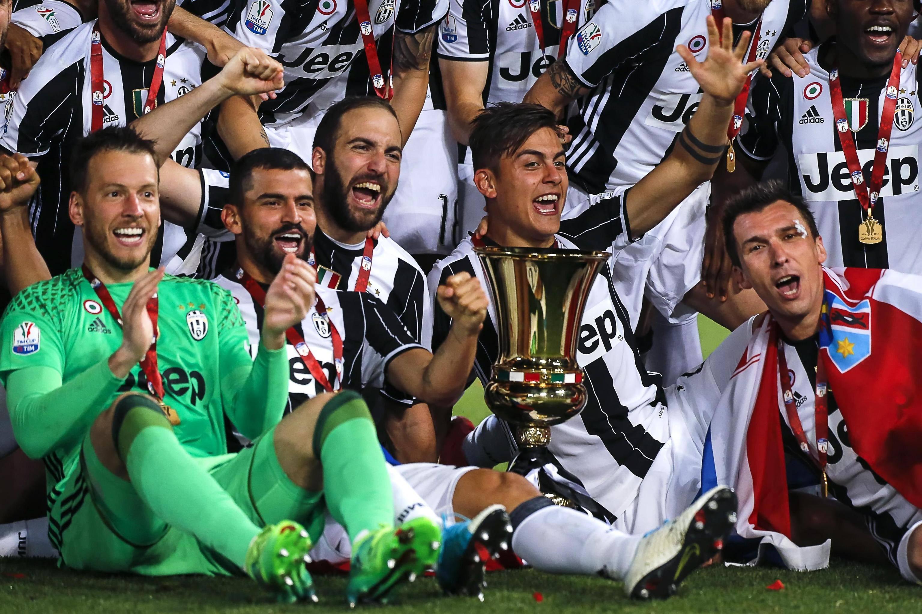 Juventus Lazio Coppa Italia: highlight della finale (VIDEO)