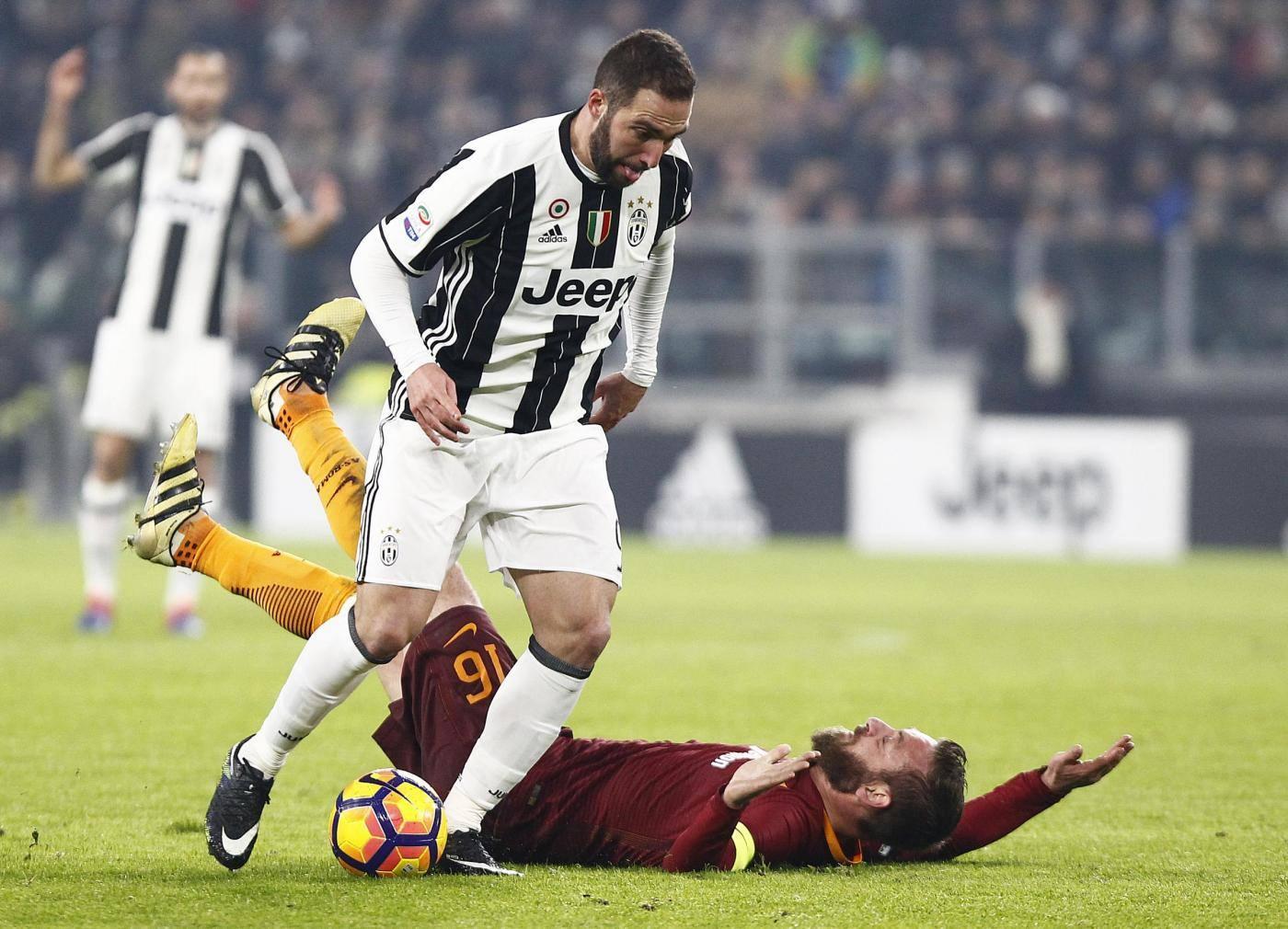 Roma Juventus: probabili formazioni e dove vederla in tv e in streaming