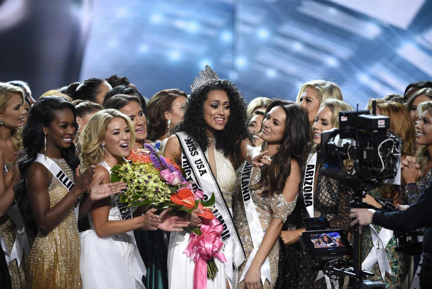 Miss Usa 2017 è nata a Napoli: Kara McCullough è figlia di un militare