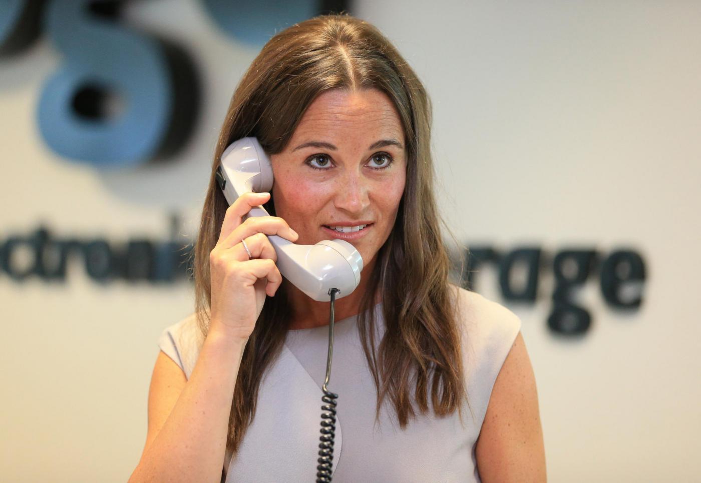 Pippa Middleton,al BBC Charity Day