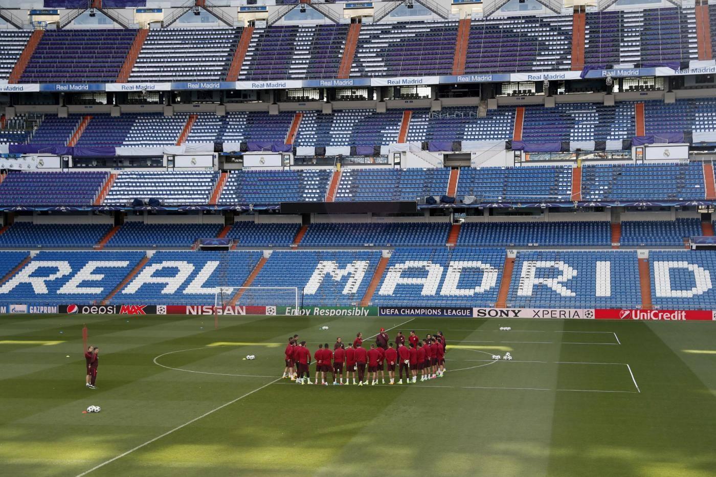 Real Madrid Atletico Madrid: probabili formazioni e statistiche