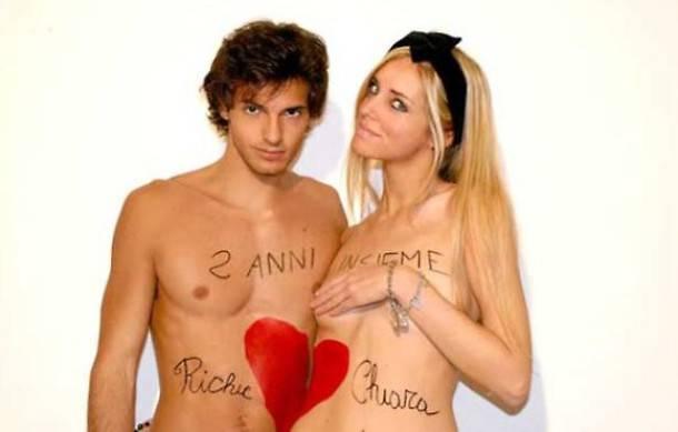 Richie e Chiara