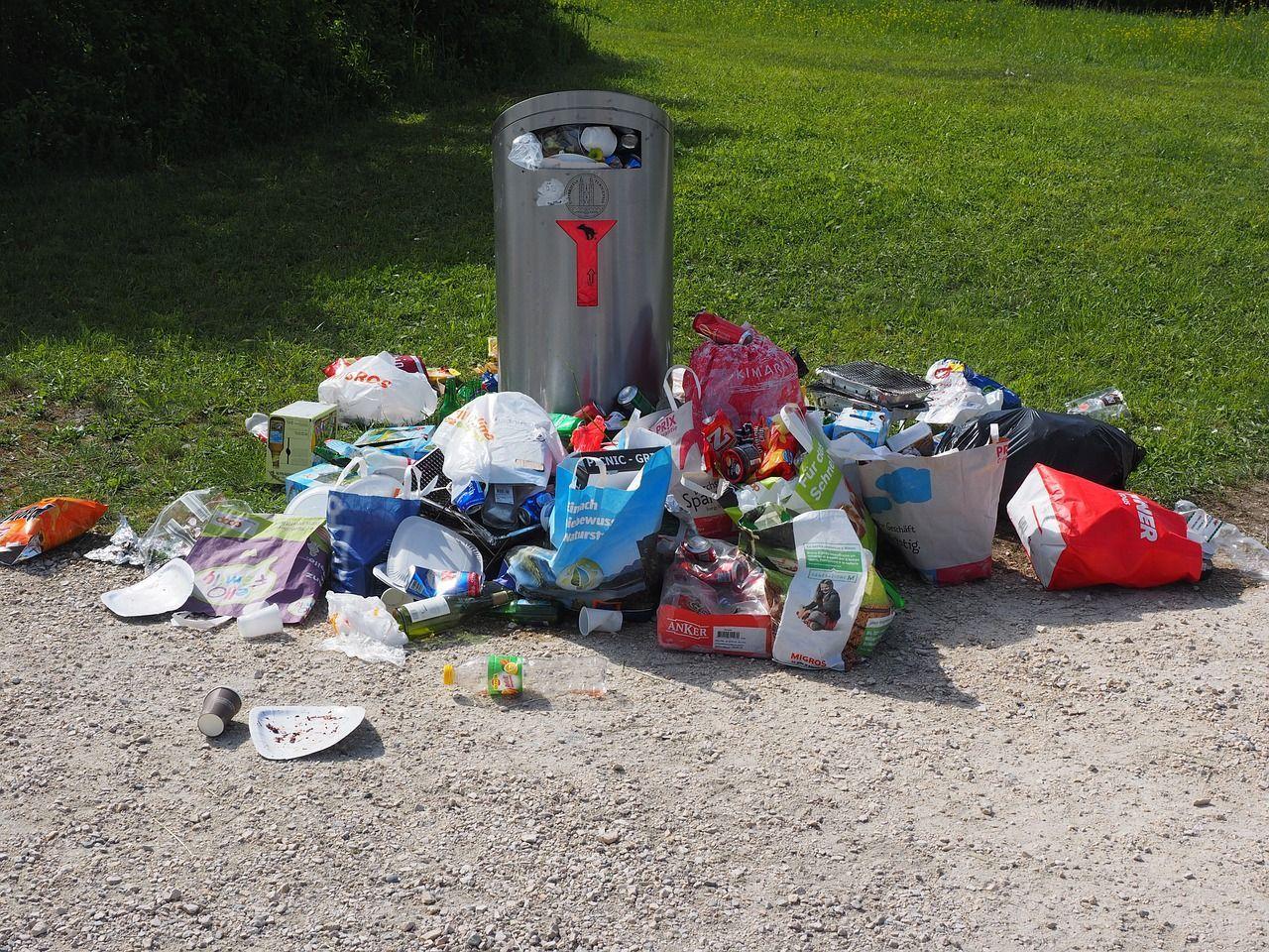 Tassa dei rifiuti: 10 anni per richiedere il rimborso dell'Iva