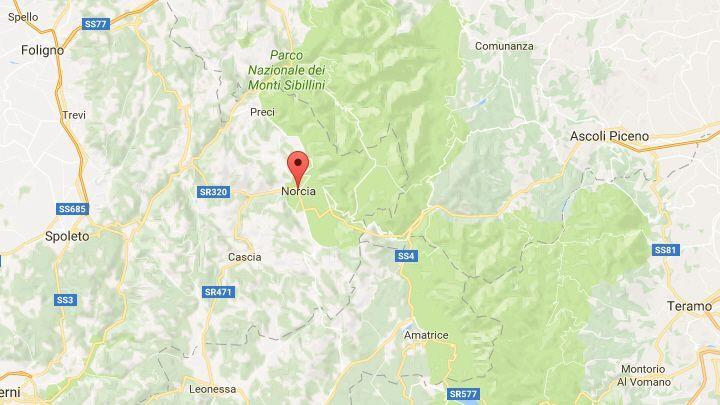 Terremoto in Umbria, oggi 10 maggio 2017: colpita la provincia di Perugia