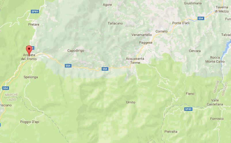 Terremoto nelle Marche e in Umbria, oggi 19 maggio 2017: scosse di magnitudo superiore al terzo grado