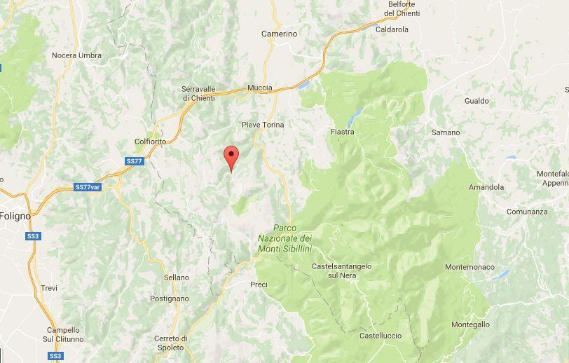 Terremoto nelle Marche e nel Lazio, oggi 29 maggio 2017: scosse di lieve entità