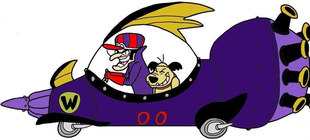 Le auto dei cartoni animati, vota la più bella