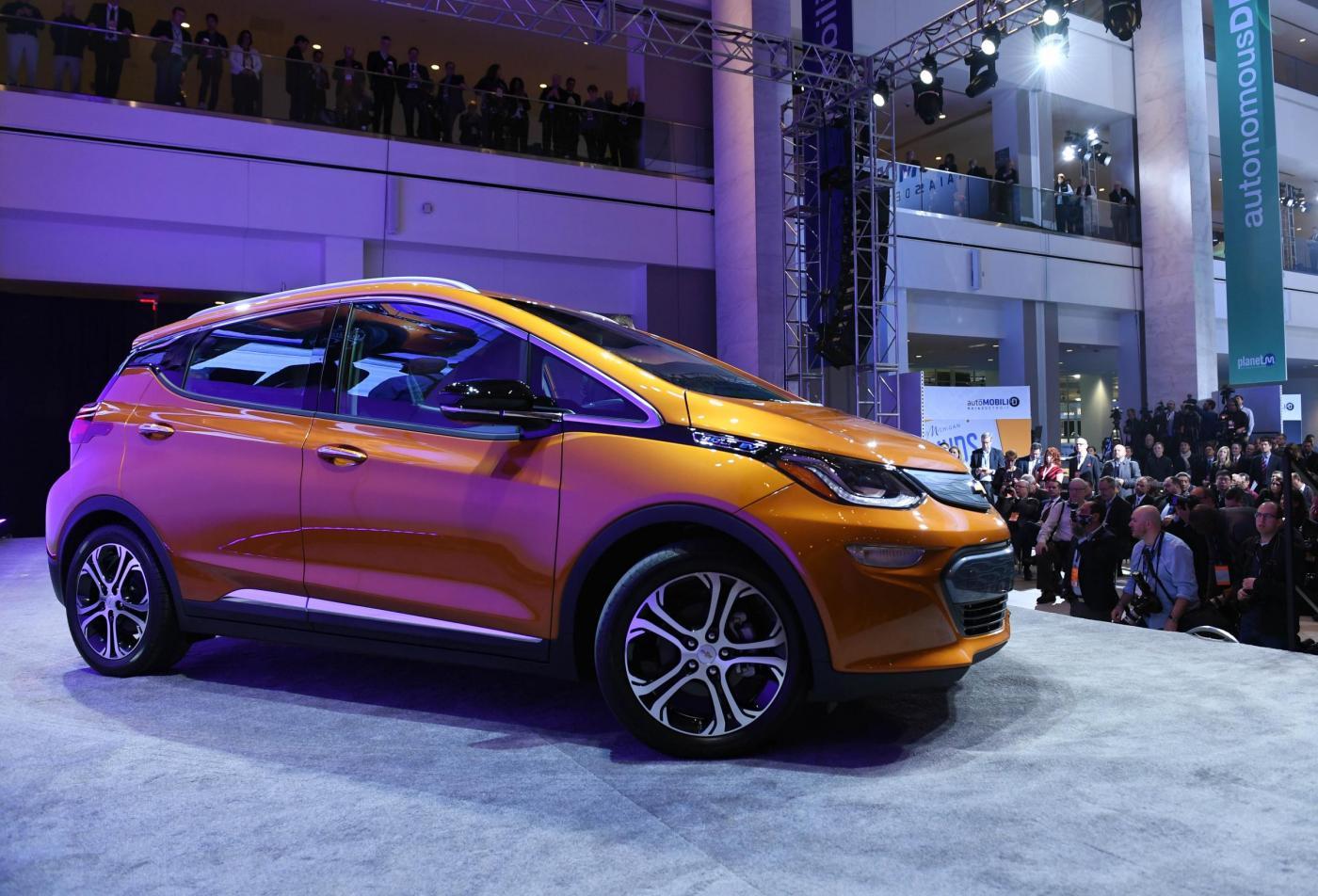 Detroit 2016: le novità auto del Salone Usa