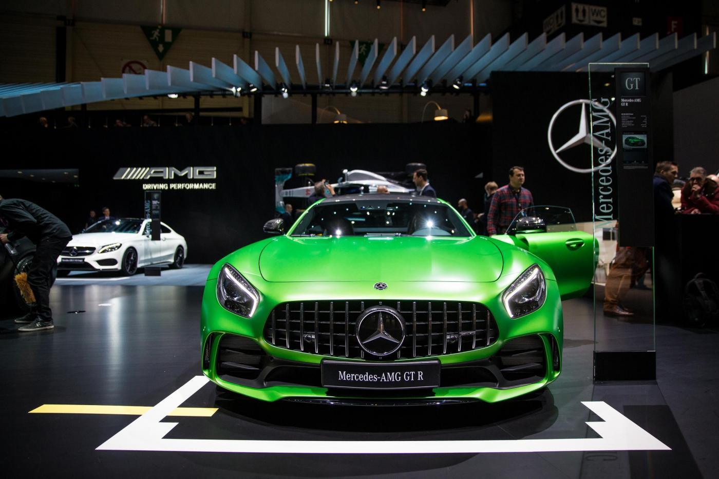 Motor Show di Ginevra