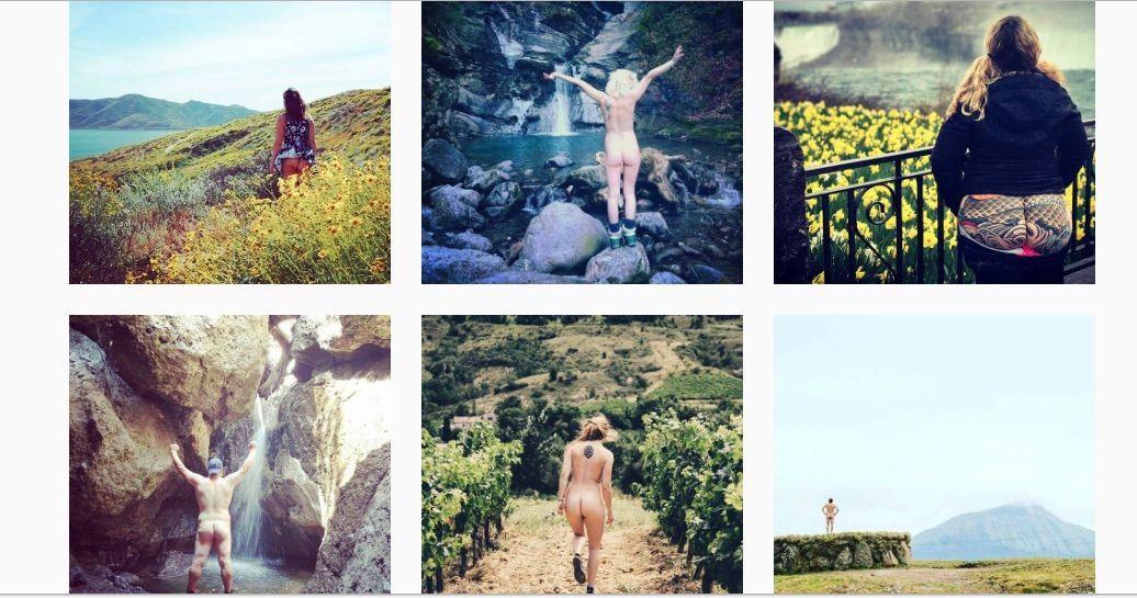Cheeky Exploits, Instagram e la nuova moda che esalta il lato b
