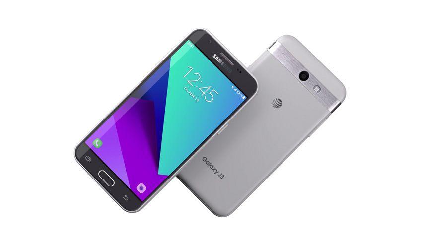 Samsung Galaxy J3 (2017), il nuovo smartphone entry level con Android Nougat