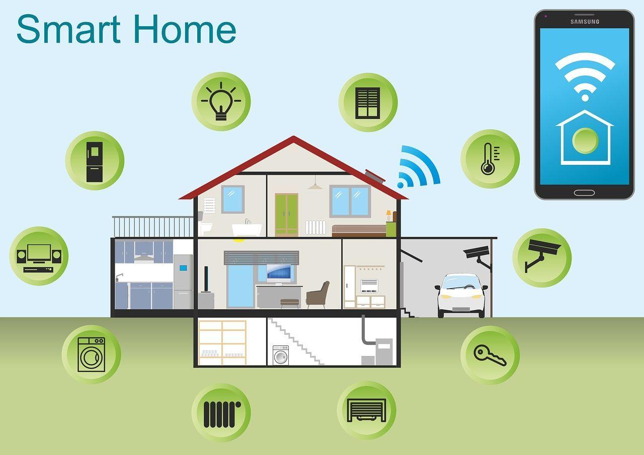 Casa domotica: come far diventare intelligente la nostra abitazione