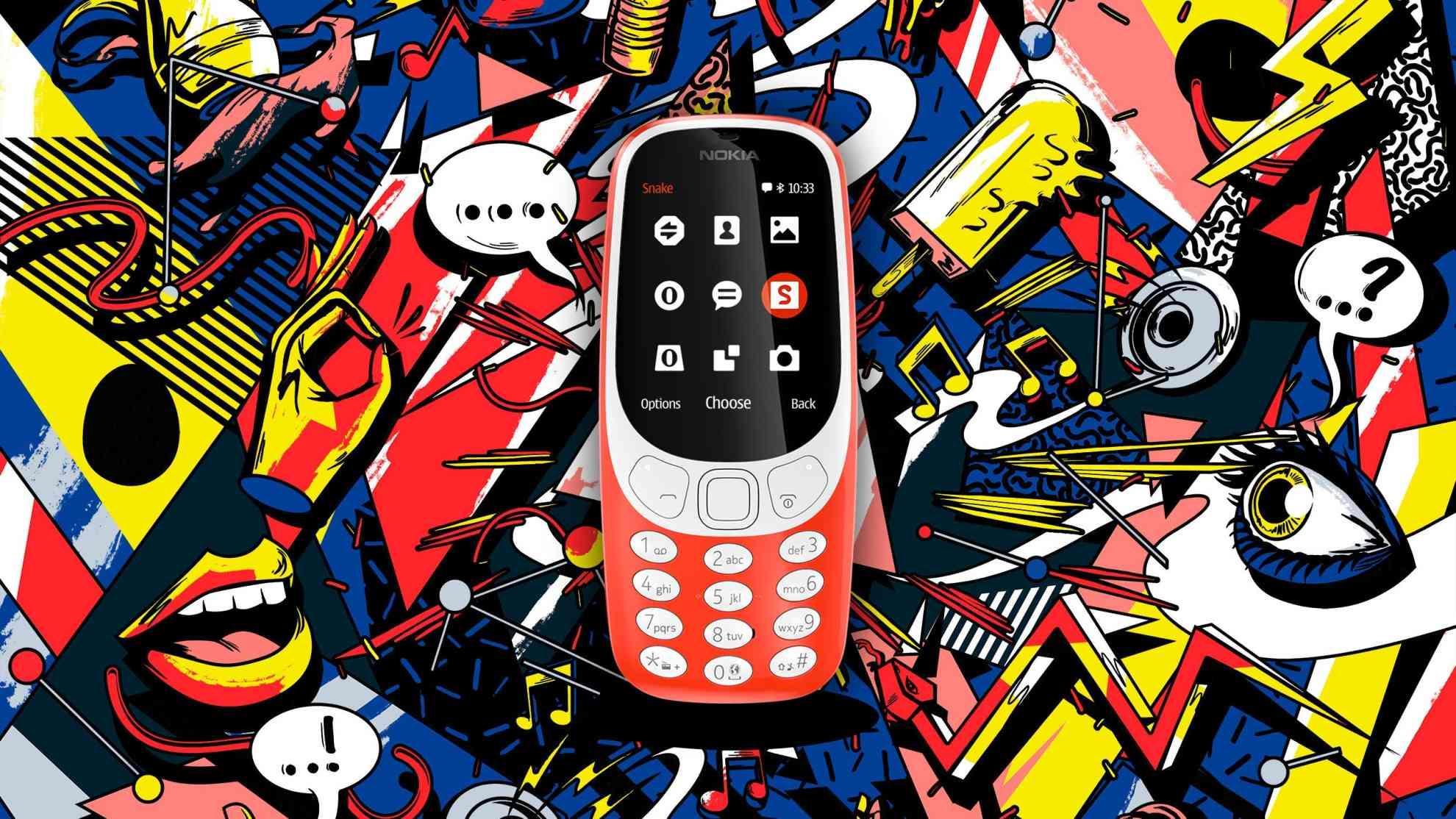 Nuovo Nokia 3310 2017: uscito in Italia a un prezzo di 59,99 euro