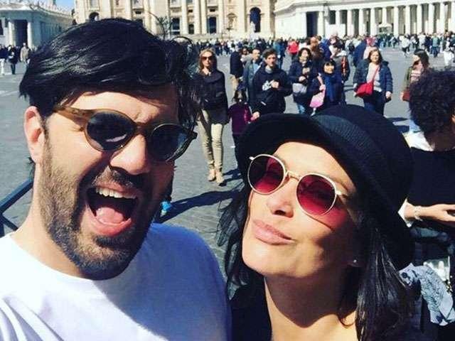 Fernanda Lessa si è sposata con il compagno Luca Zocchi