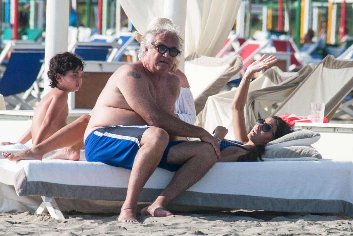 Briatore – Pardo, scintille a Tiki Taka: 'Non mi rompete i…'