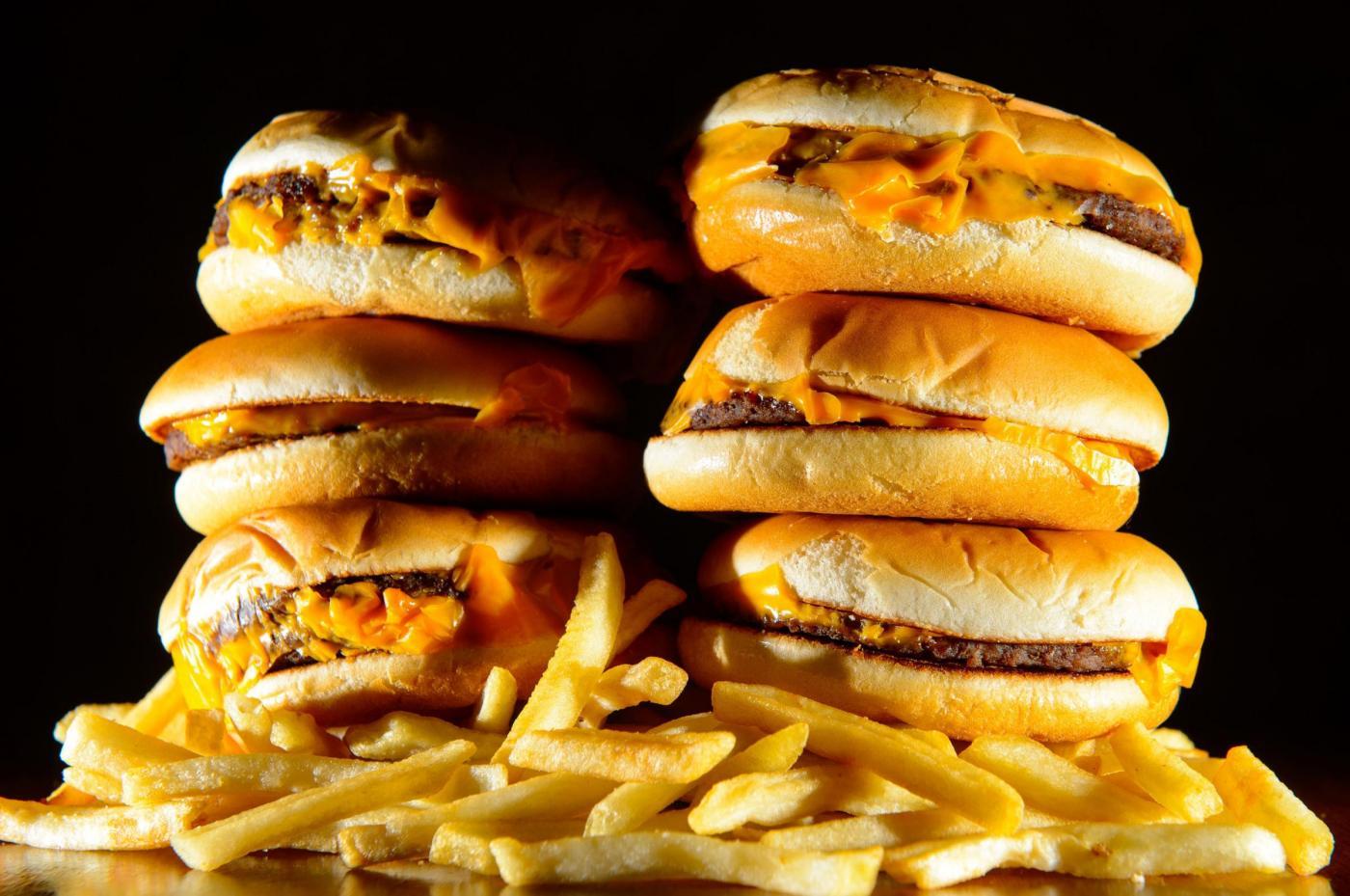 Junk food advertising