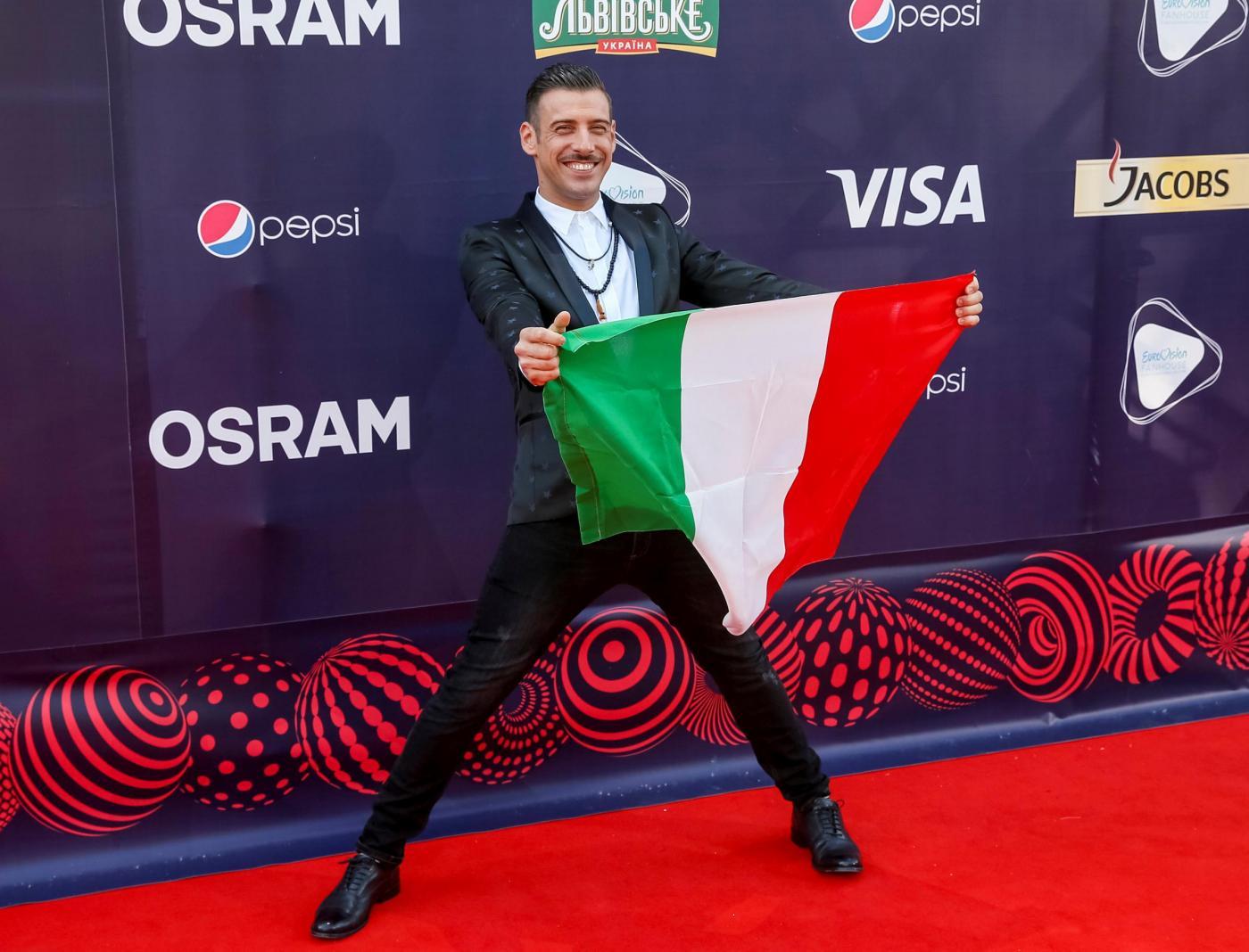 Francesco Gabbani Eurovision Song Contest 2017