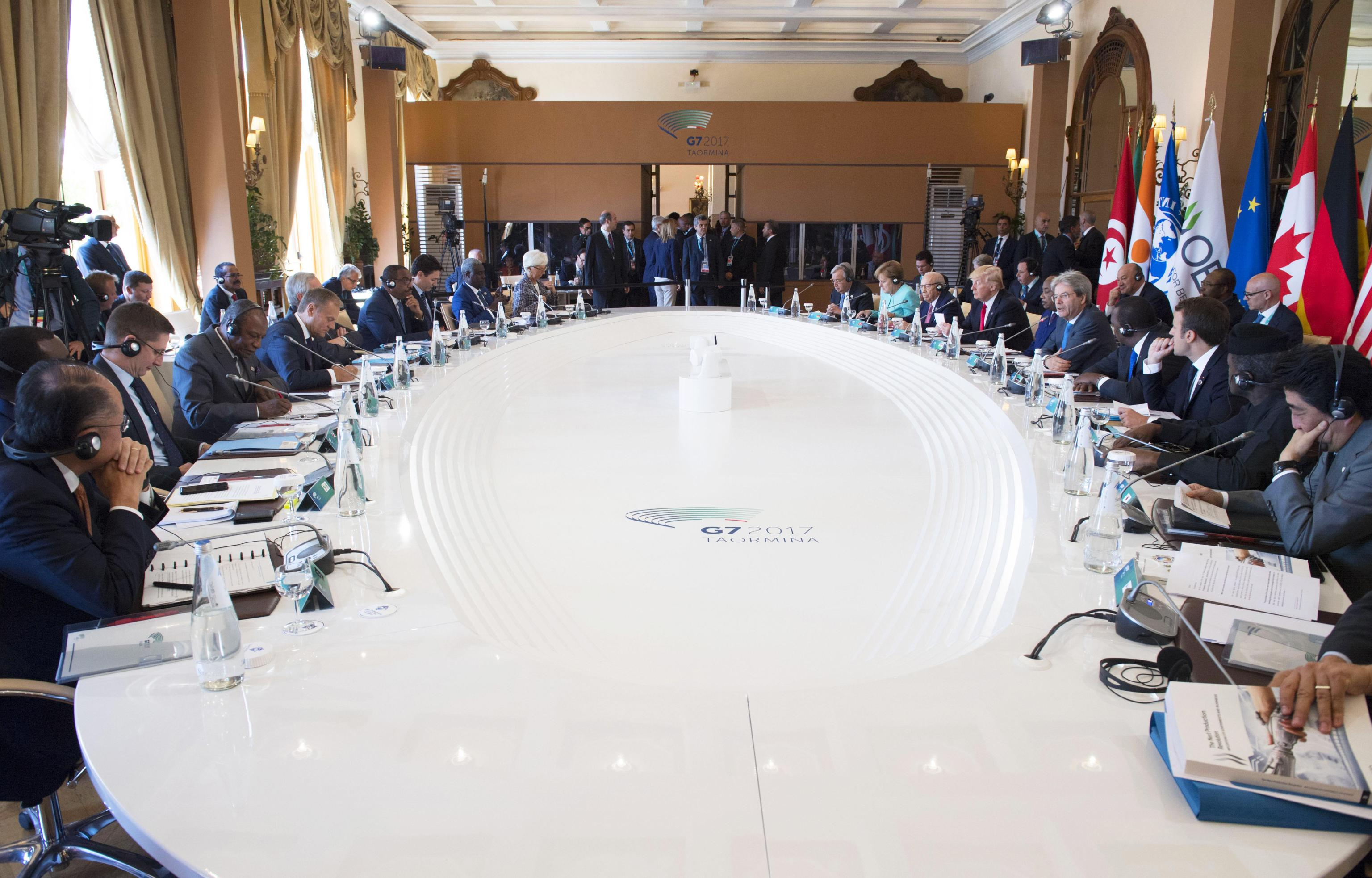 G7: Gentiloni, serve una partnership forte con Africa