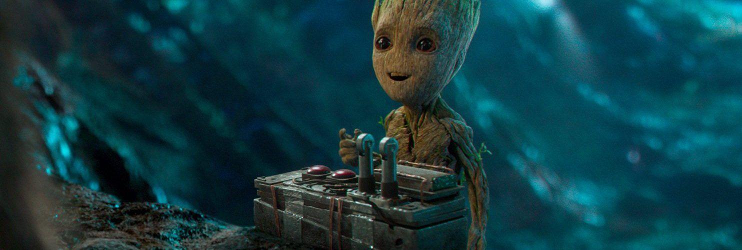 Guardian of Galaxy 2 Groot