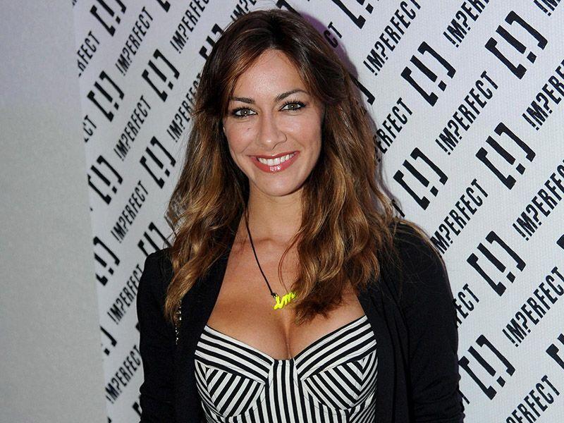 Melita Toniolo incinta del fidanzato Andrea Viganò