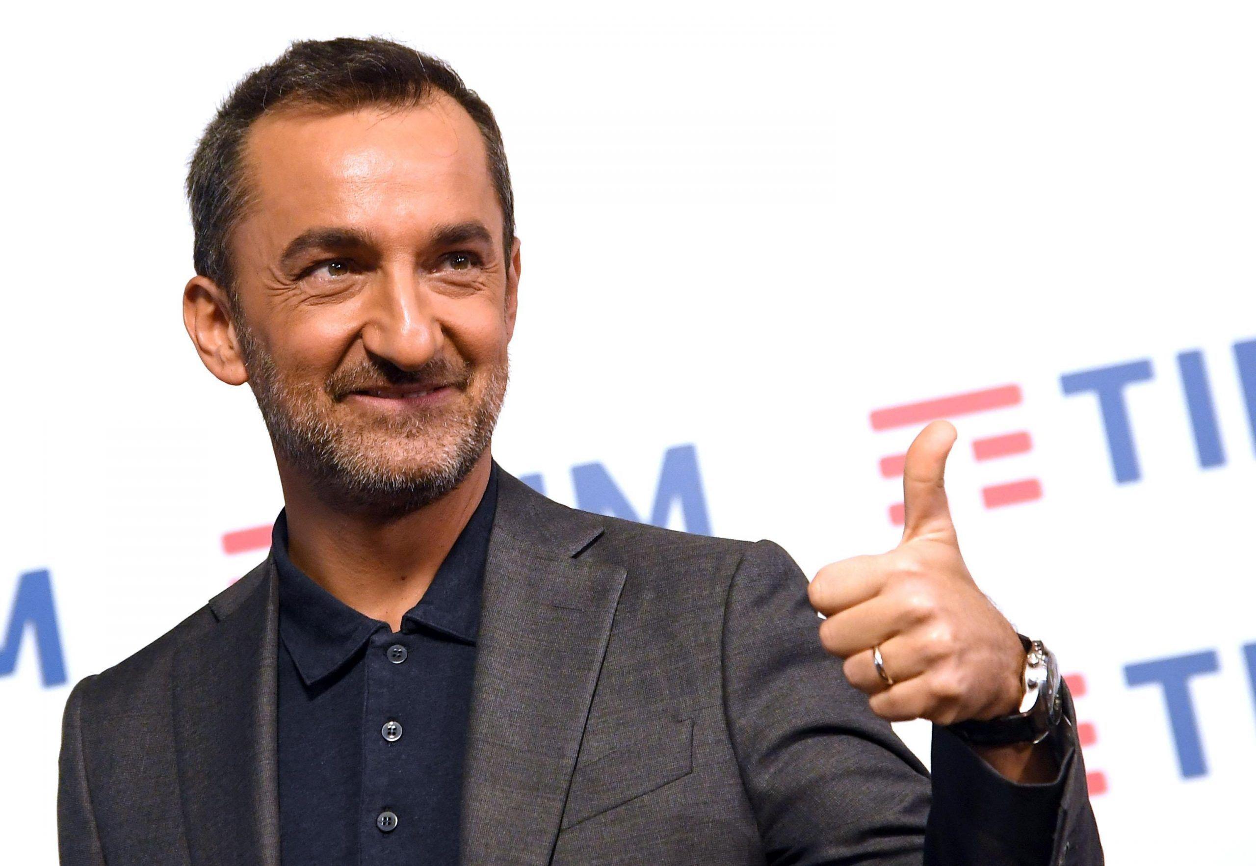 Nicola Savino a Mediaset