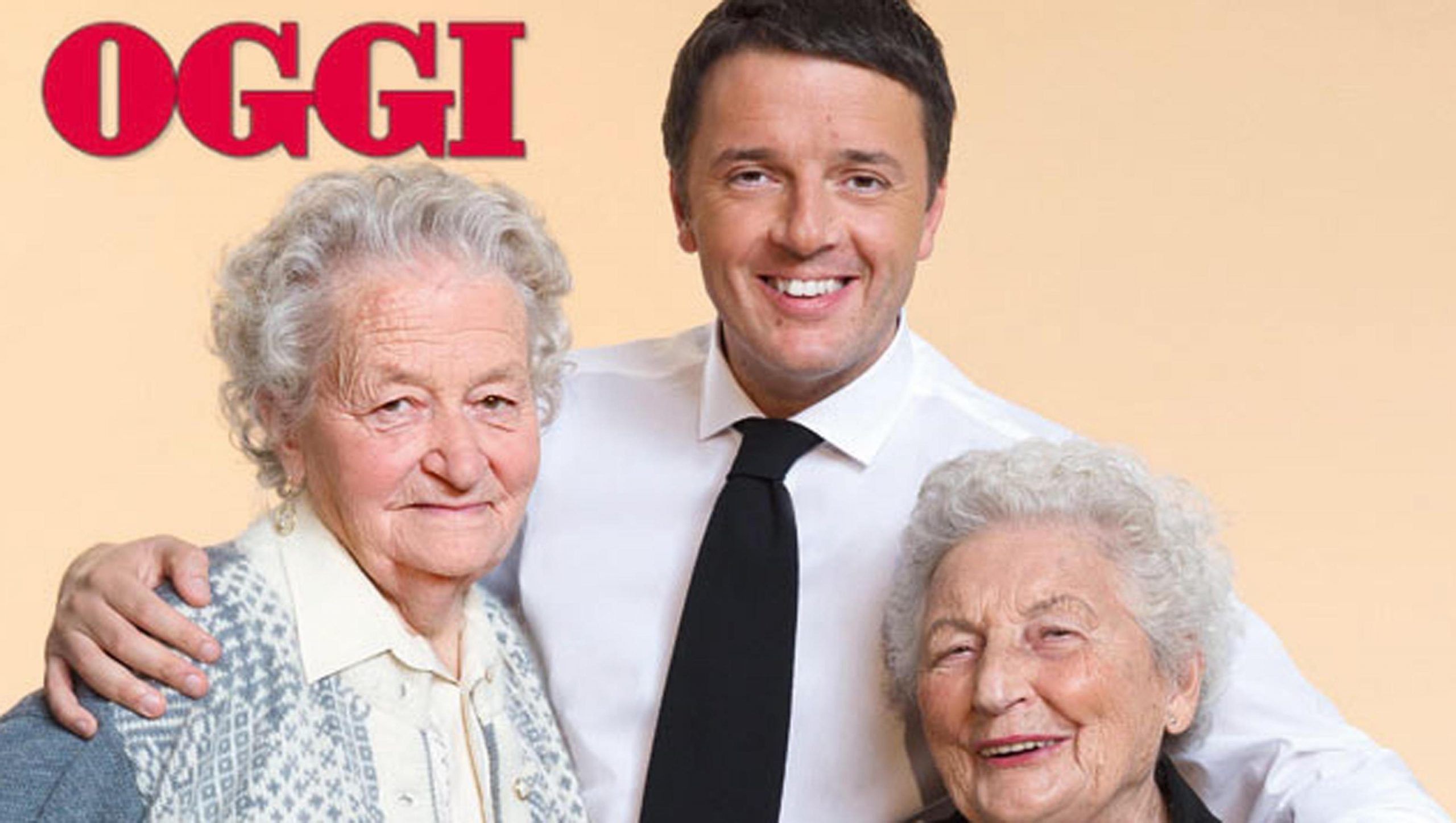Renzi e le nonne
