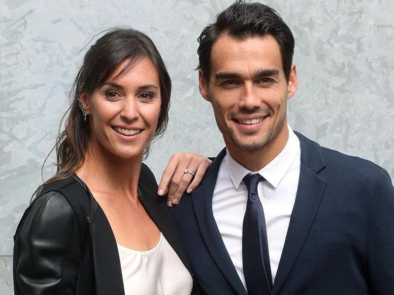 Flavia Pennetta mamma: è nato il figlio dell'ex tennista e di Fabio Fognini