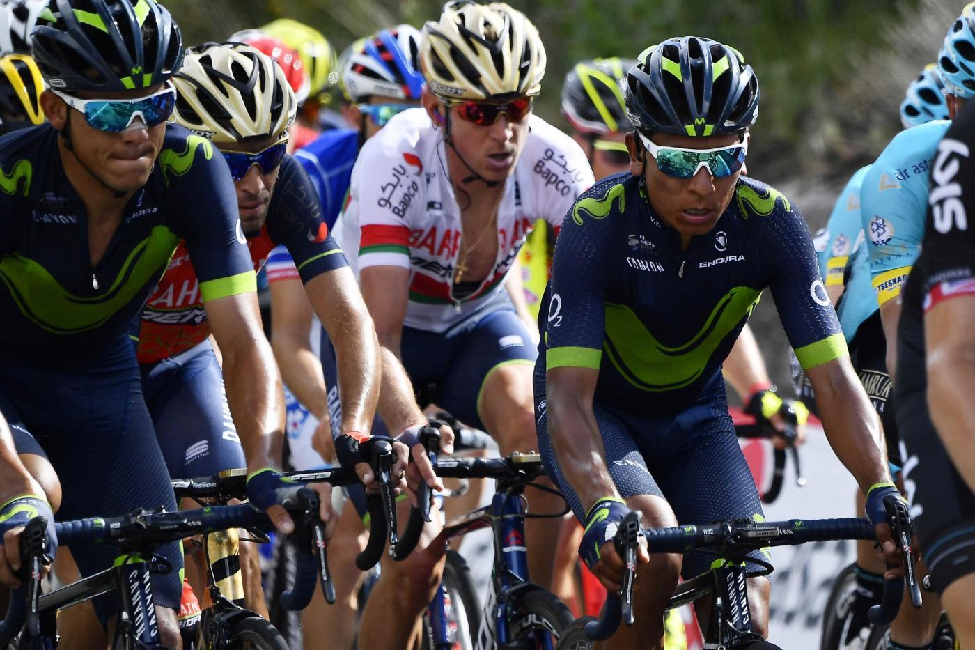 Giro dItalia 2017 100a edizione Tappa 4 da Cefalu a Etna 181 km ( 112 miglia )