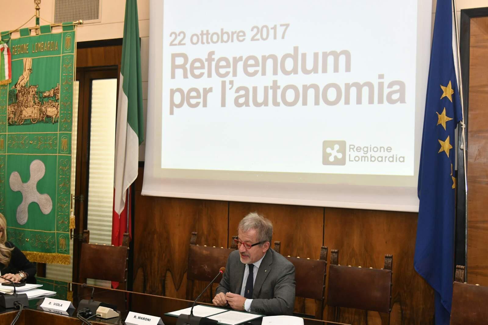 Referendum autonomia Lombardia, cosa cambia? Tutto quello che devi sapere sul voto del 22 ottobre