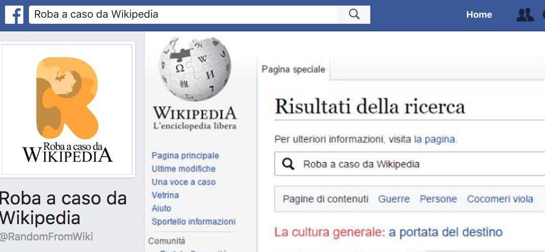 roba a caso su wiki cover