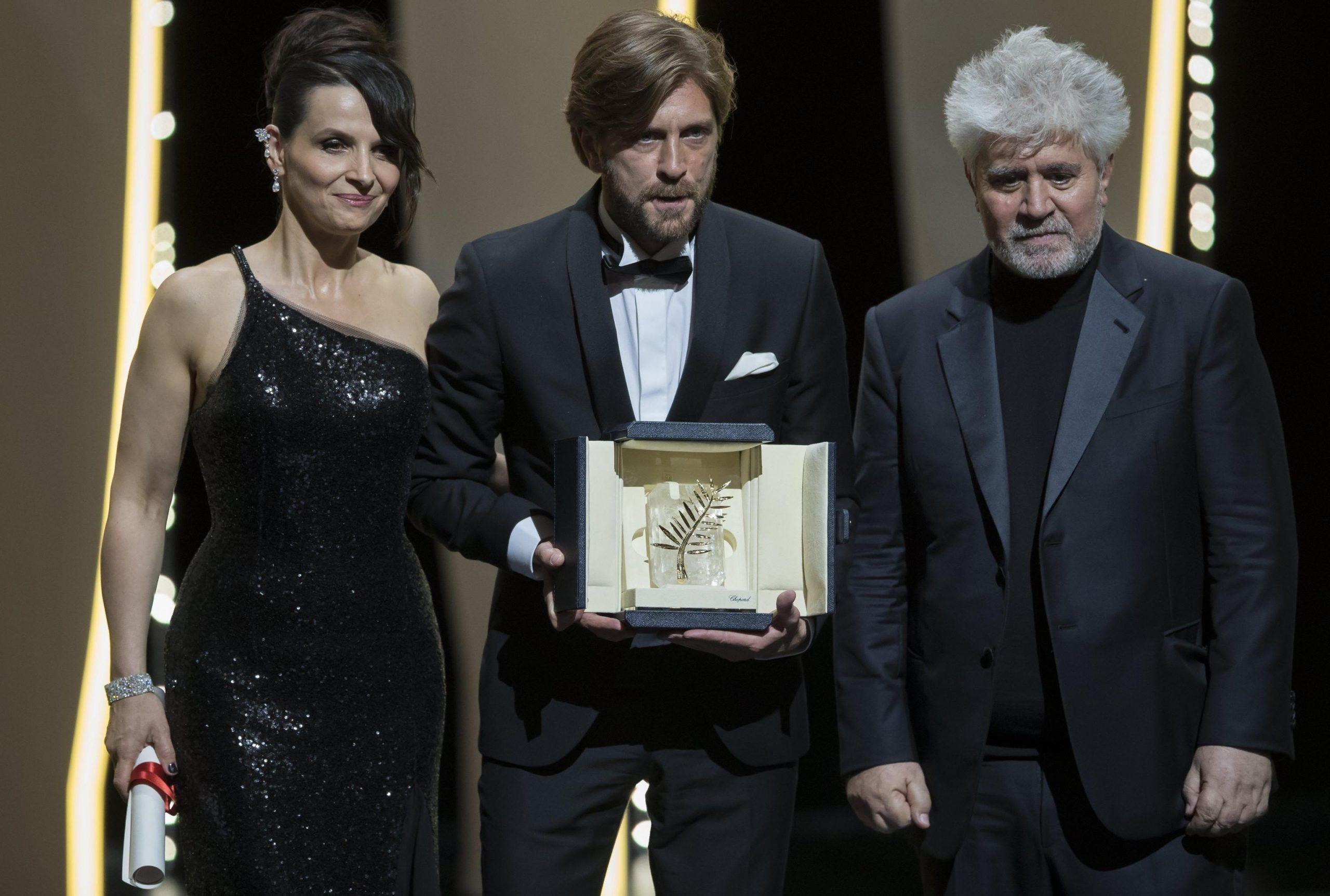 Cannes 2017, vincitori: Palma d'oro a The Square di Ruben Ostlund