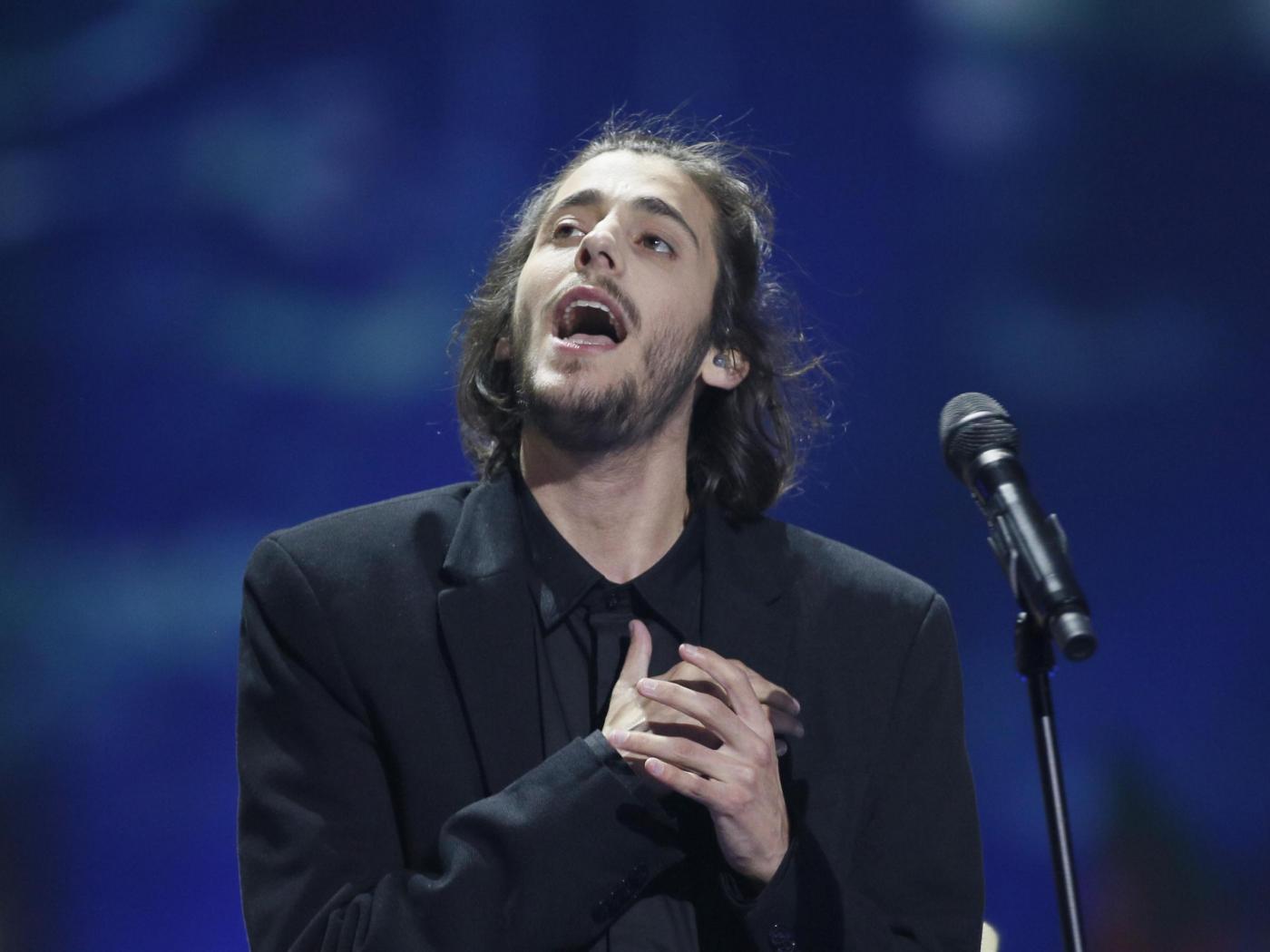 Eurovision 2017 vincitore Salvador Sobral