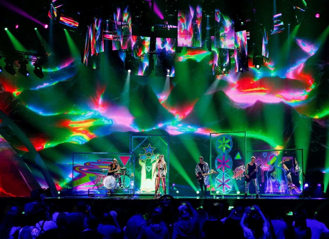 Eurovision 2017, le foto e il resoconto della prima semifinale con i paesi eliminati