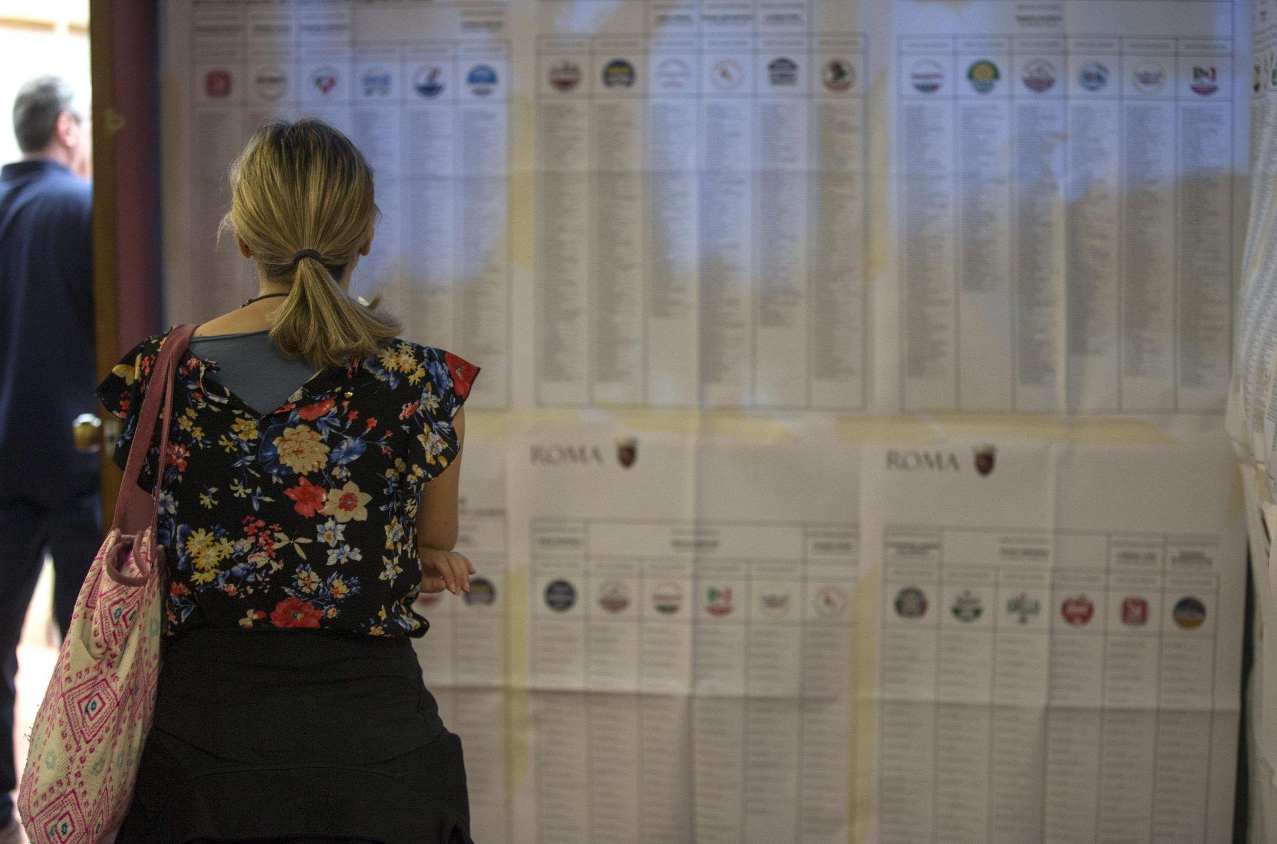 Sondaggi elettorali Elezioni Amministrative dell'11 giugno 2017