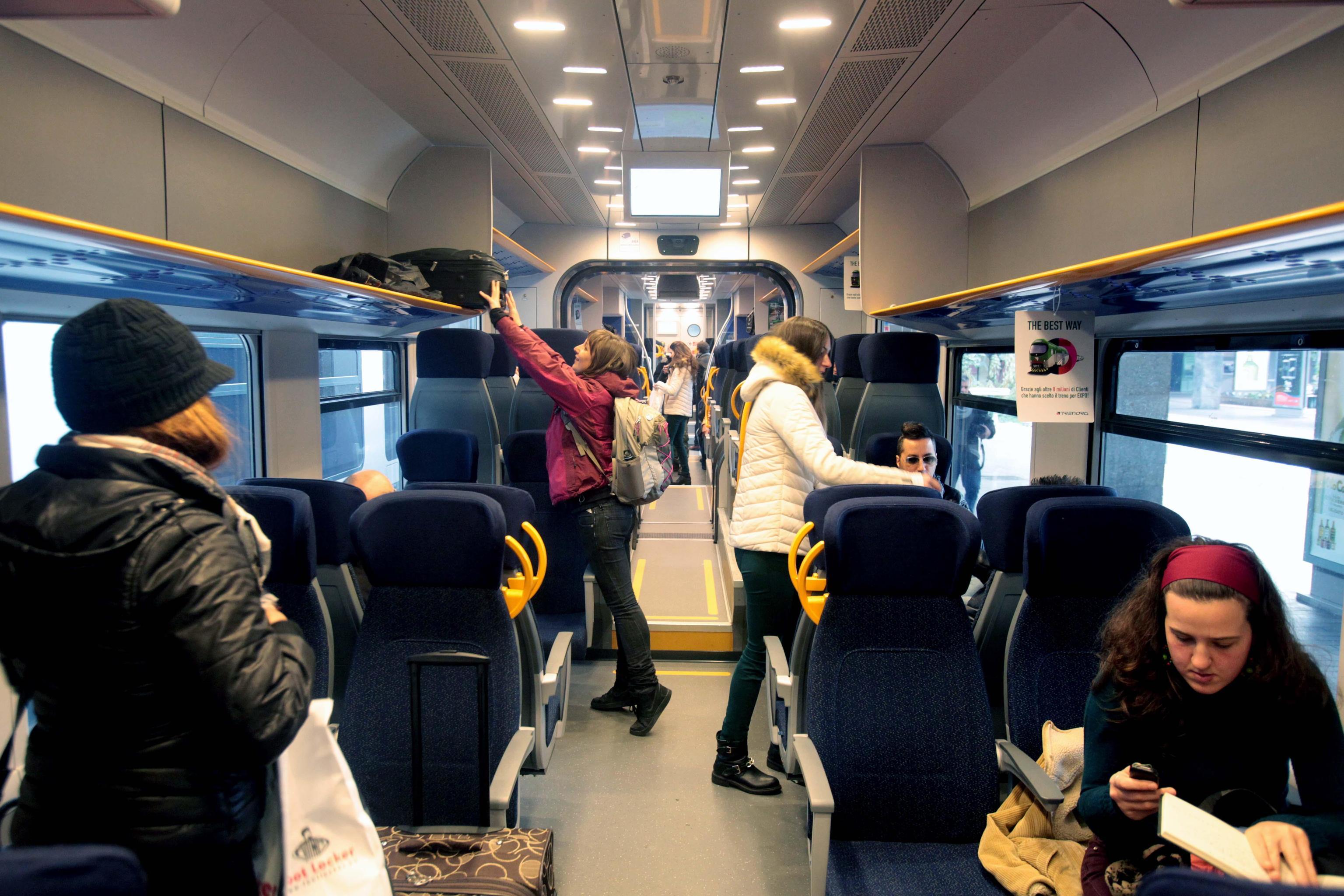 Trenitalia: biglietti economici tenuti nascosti, multa dall'Antitrust