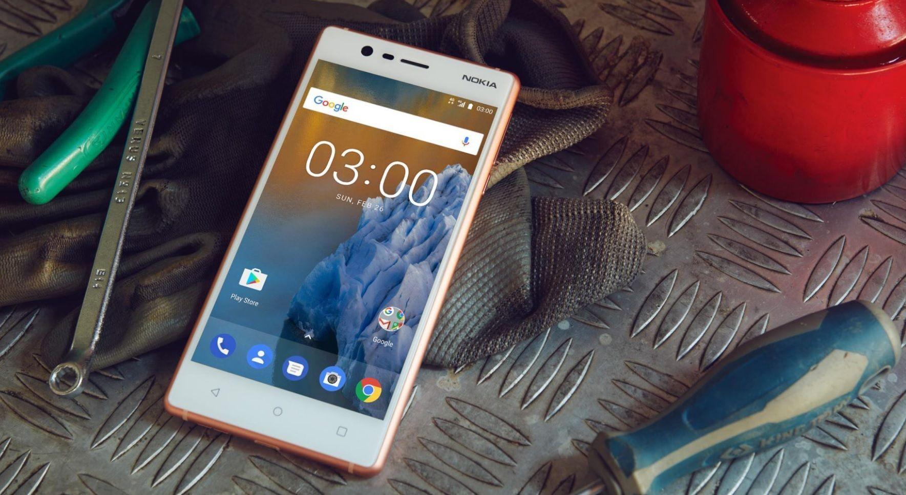 Nokia 3: caratteristiche, uscita e prezzo