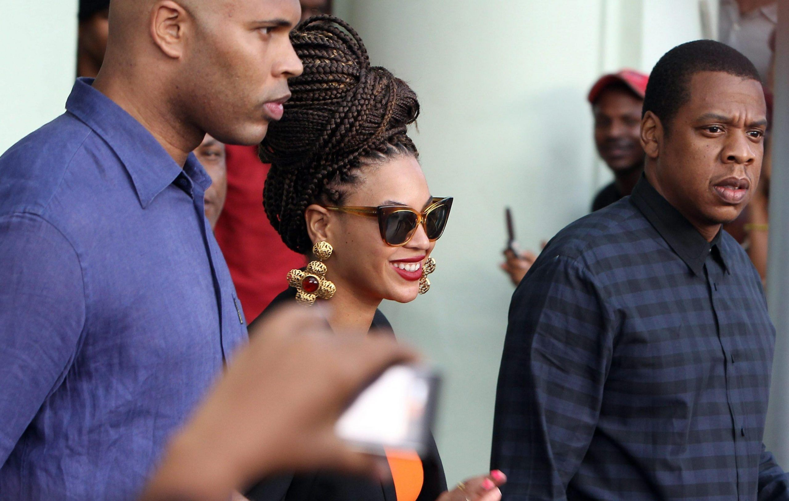 BEYONCE AND JAY Z CELEBRATE THEIR FIFTH ANNIVERSARY IN CUBA