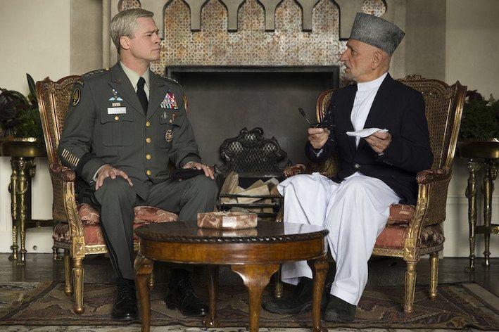 War Machine: una confusione deludente che nemmeno Brad Pitt riesce a salvare