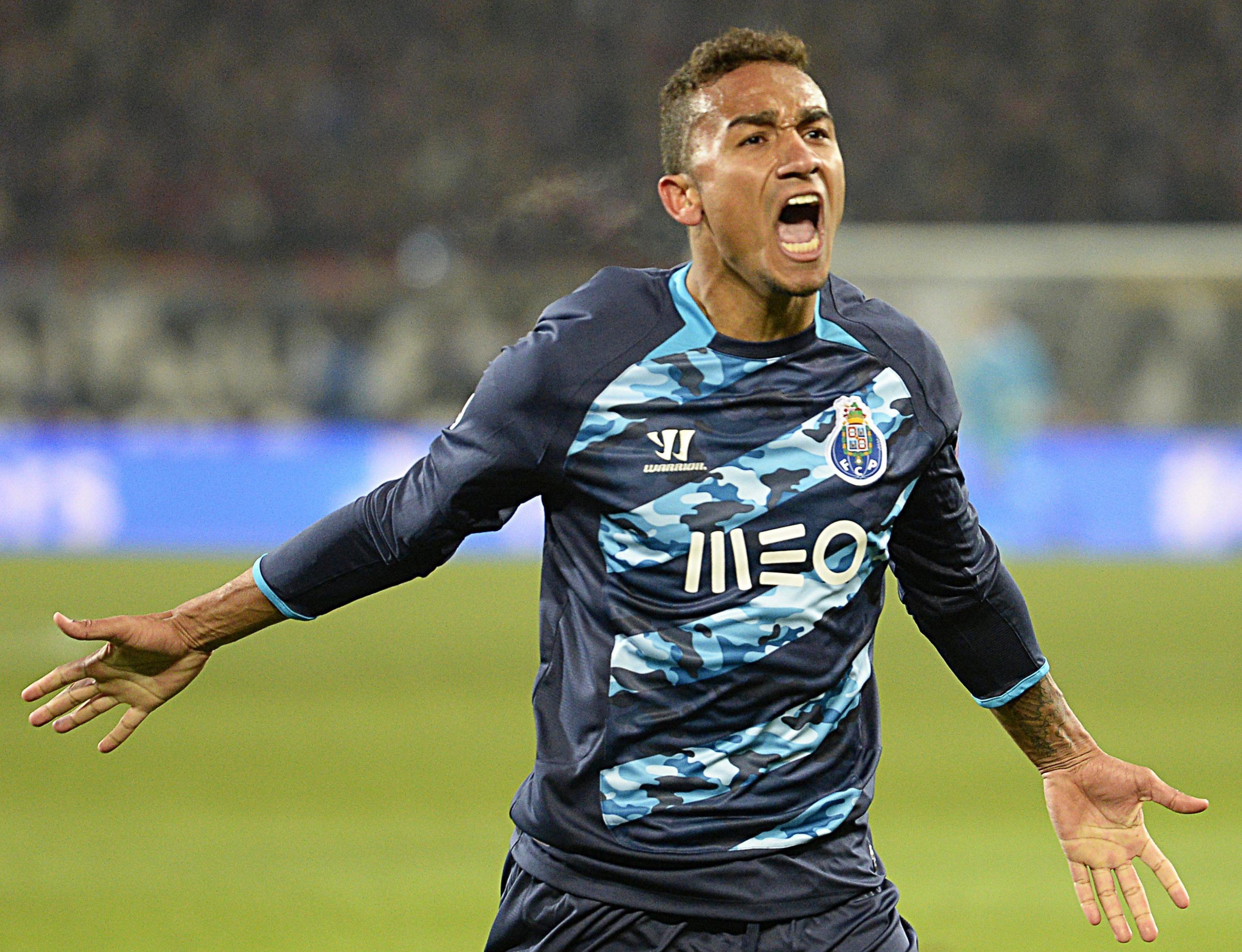 Danilo Luiz da Silva alla Juventus